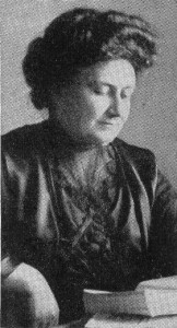 Clara Grunwald Grundschule Biografie Maria Montessori 1